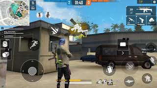 [ FREE FIRE ] Chi dung combo scar Vs onp lay top1 trong che do to chien | GTV•Luffy