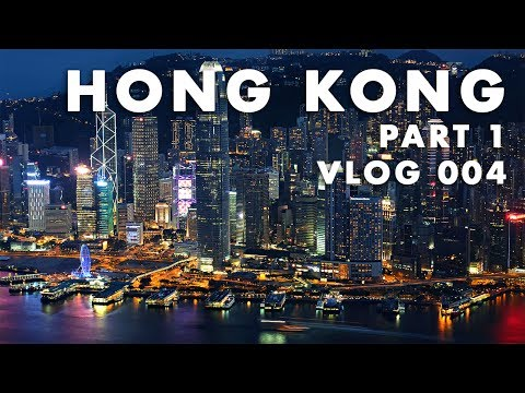 VLOG 004: HONG KONG FOOD & TRAVEL DIARY Part 1 - ANAKJAJAN.COM