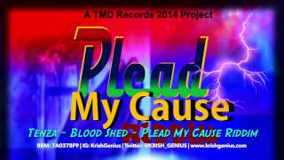 Tenza Boss Lady - Blood Shed [Plead My Cause Riddim] April 2014