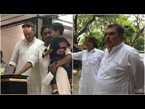 Tom Alter's funeral: No bigwigs came, except Raza Murad, Shyam Benegal