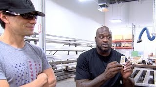 Criss Angel BeLIEve: Shaq Shows Off His Skills (On Spike)