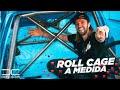 """FABRICAMOS """"ROLL CAGE"""" HOMOLOGABLE A MEDIDA PARA MI BMW E30   Dani Clos"""