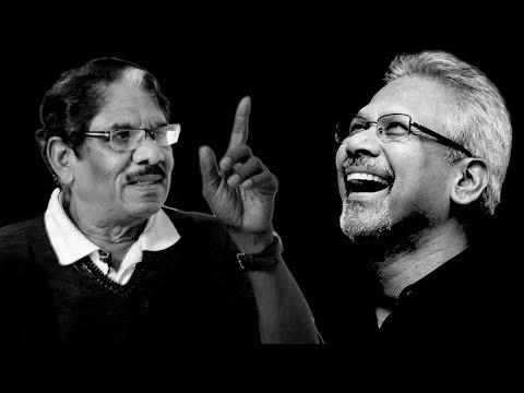 """I spoiled Mani Ratnam's story""- Bharathirajaa Reveals  | MY 179"