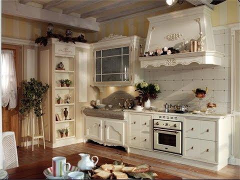 Как создать дворцовый стиль на маленькой кухне