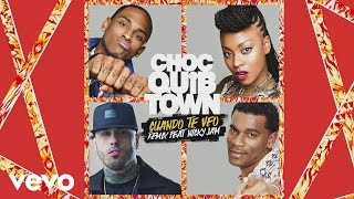 ChocQuibTown - Cuando Te Veo (Version Urbana)(Cover Audio) ft. Nicky Jam