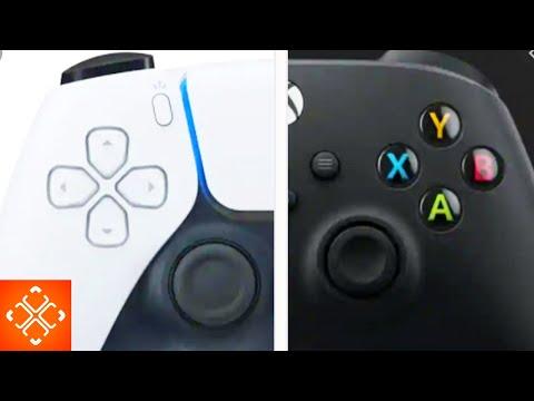 PS5 VS XBOX Controller