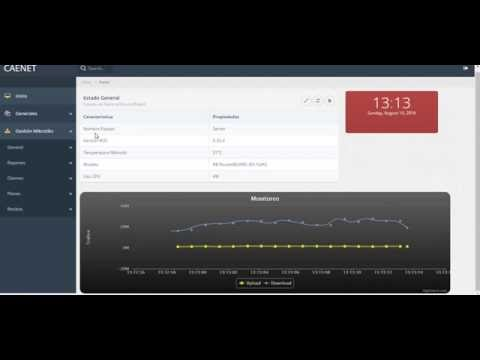 Sistema de gestión MIKROTIK de clientes y pagos
