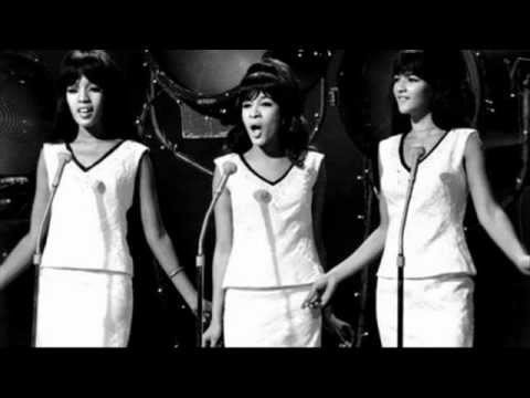 THE RONETTES (HIGH QUALITY) - BABY I LOVE YOU