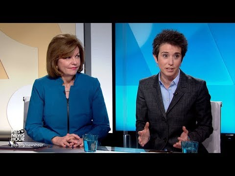 Amy Walter and Susan Page on Democrats' midterm messaging, Bill Clinton on #MeToo