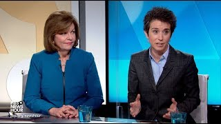 Amy Walter and Susan Page on Democrats' midterm messaging, Bill Clinton on #MeToo thumbnail