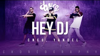 Video Hey DJ  - CNCO, Yandel | FitDance Life (Coreografía) Dance Video download MP3, 3GP, MP4, WEBM, AVI, FLV Desember 2017