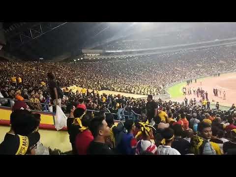 Ayuh Malaysiaku - Malaysia vs Indonesia Semifinal Seagames 2017