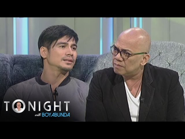 TWBA: Piolo on Yen's acting skills