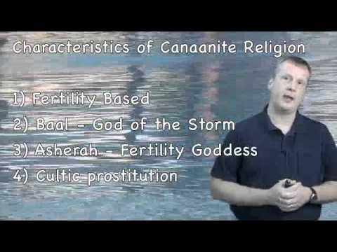34 Canaanite Religion