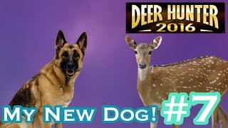 DOGS!!!! | Deer Hunter 2016 #7 | Awesome New Update!