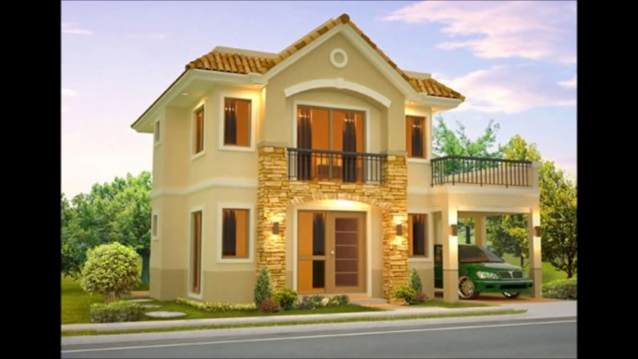 50 Best Inspiring Small Two Story House Design Ideas Youtube