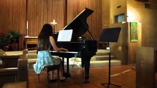 The Blessing - DMTA Hymn Festival Piano Recital Oct 2015