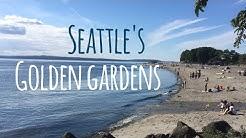 Golden Gardens | Seattle | VLOG | Life & Travel
