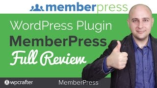 MemberPress Review & Walkthrough - WordPress Membership Plugin Review