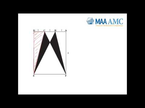 Calculating the Area of Triangles: Tips for 2016 AMC 8 Problem #22