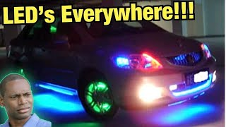 Who Would Buy These Useless Car Mods?!? (Instagram Car Fails)