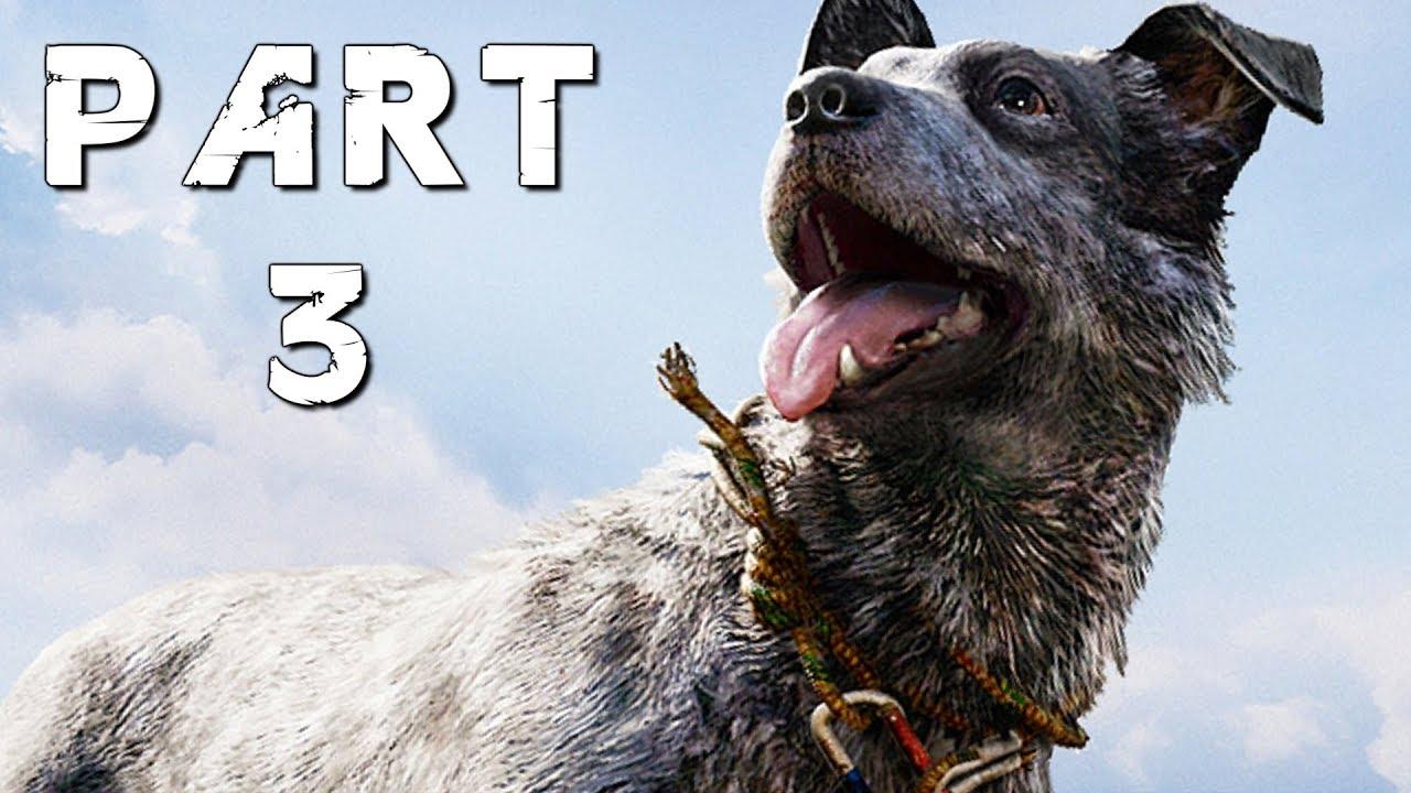 FAR CRY 5 Walkthrough Gameplay Part 3 - BOOMER (PS4 Pro)