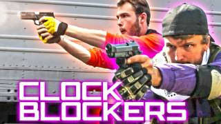 Video CLOCK BLOCKERS - A Mind Bending Gunfight download MP3, 3GP, MP4, WEBM, AVI, FLV Januari 2018
