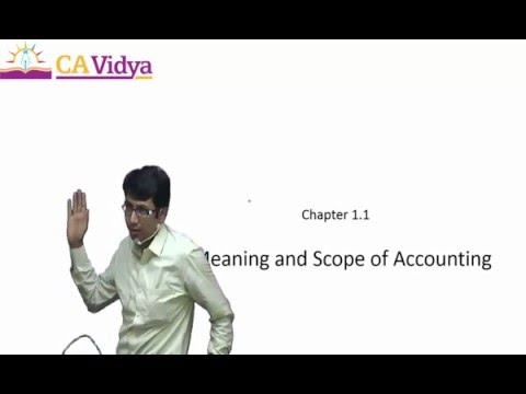 1  introduction to Bookkeeping and Accounting