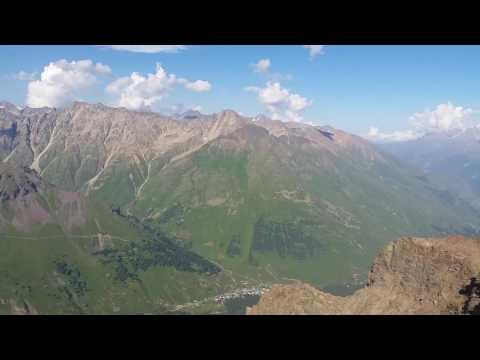 Caucasus mountains 2016