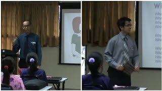 Microteaching for English Language (Occupation)
