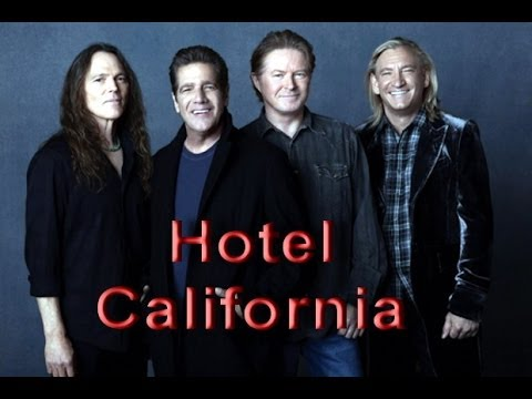 Hotel California - The Eagles - Instrumental Karaoke