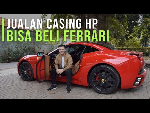 Cerita Sukses Jualan Casing HP Untung Miliaran Dan Bisa Beli Ferrari