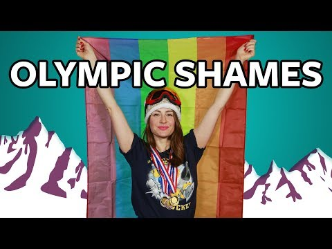ICYMI: 2018 Winter Olympic Shames