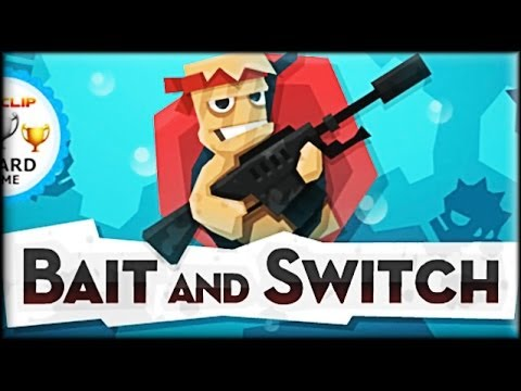 Bait and Switch - Game Walkthrough (all 1-25 lvl)