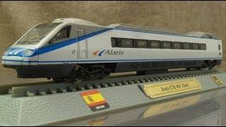 模型 スペイン国鉄 レンフェ ETR 490系 アラリス 1/160 Nゲージ