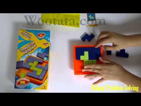 Mainan Edukasi Anak SD Innovation Pattern A