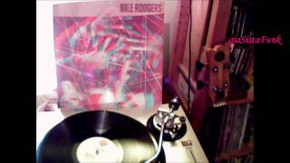 NILE RODGERS - state your mind - 1985