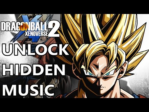 How To Unlock SECRET Songs - Dragon Ball Xenoverse 2 OST