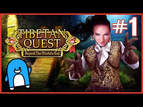 Let's Play Tibetan Quest: Beyond the World's End #1