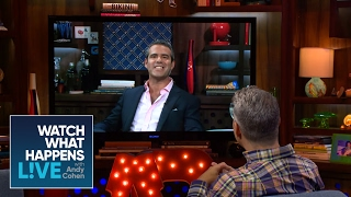 Andy Cohen Watches First Episode of Watch What Happens Live Part 1 | WWHL