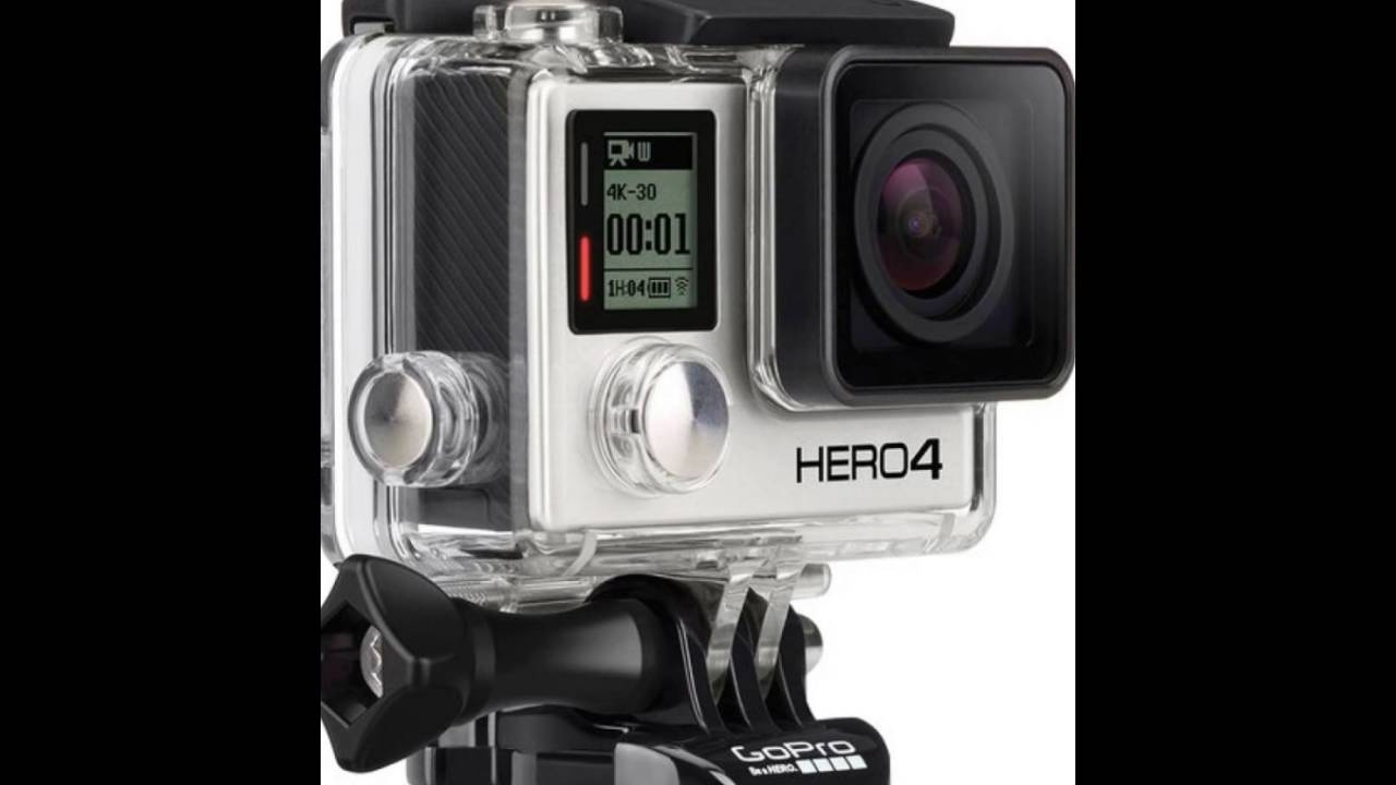 Buy GoPro Hero4 Sports Camera At Best Price India