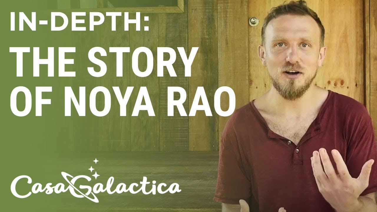 Noya Rao: Tree of Light - The Story of Noya Rao and Her Magical Glowing Leaves | Casa Galactica