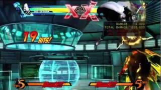 UMvC3 TAC combo 3 (Doctor Doom) Swag Technology [LHI] DOOMFACE