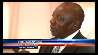 Ramaphosa speaks on tolerance, unity at an Easter service in Moria