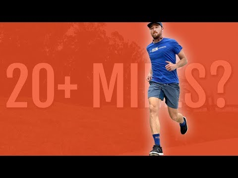 Training For A Marathon | How Many 20+ Mile Long Runs Should You Do?