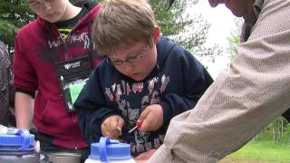 Let's Go Outdoors: Wild Sheep Foundation Youth Camp