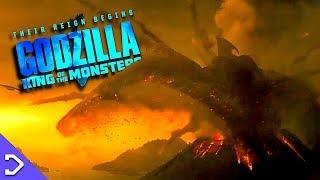 Rodan's TERRIBLE Flaw! - Godzilla: King Of The Monsters