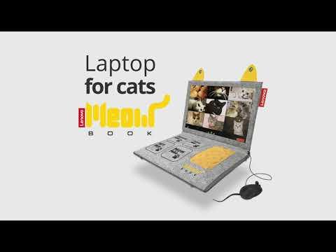 Meowbook Lenovo