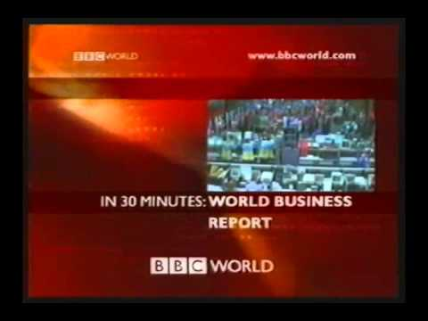 BBC World | World Business Report:  In 30 minutes (2001).