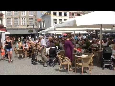 Krabbenfoor in Bergen op Zoom werd weer daverend feest